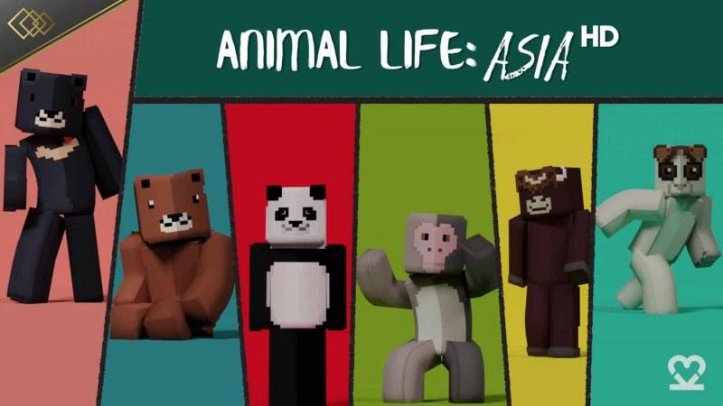 Animal Life Asia HD