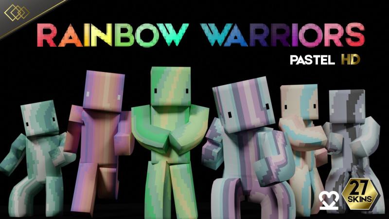 Rainbow Warriors: Pastel HD