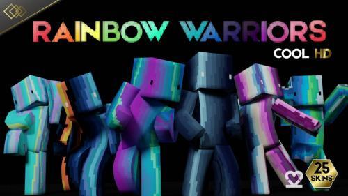 Rainbow Warriors Cool: HD